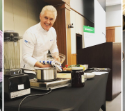 Feature Image: WholisticMatters Podcast with John P. Troup, PhD | Episode 65 | Culinary Wellness and Why He Became A Chef | Interviewing Mark Allison