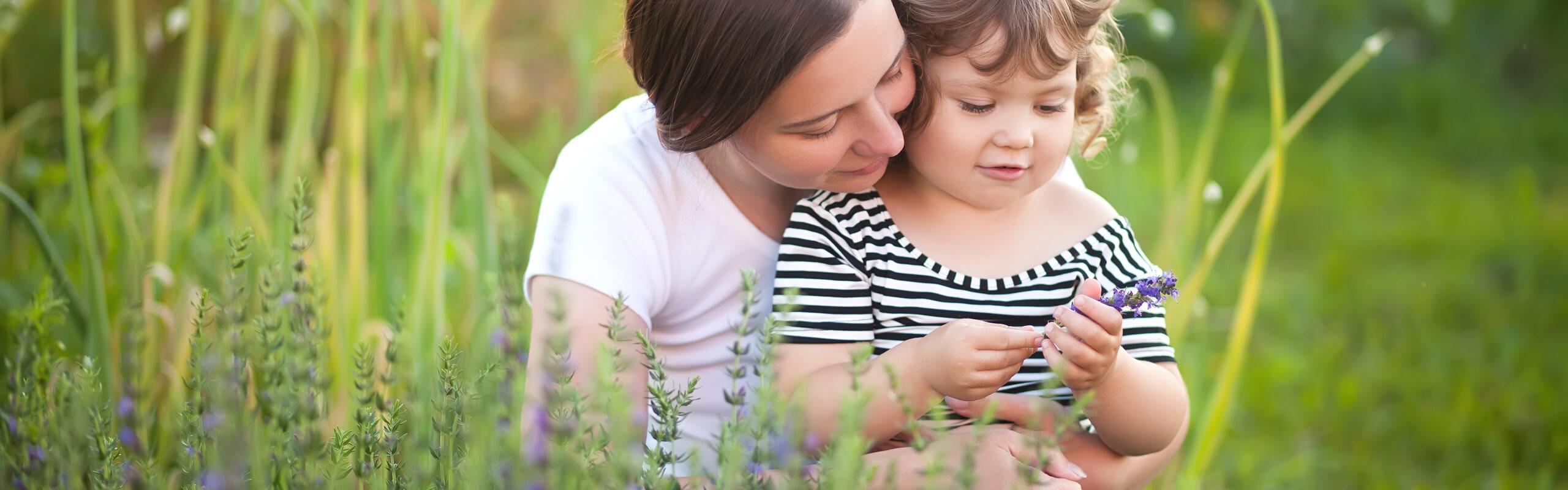 herbs for children