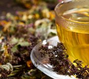 Feature Image: Volatile Oils in Herbs for the Winter