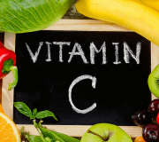 Feature Image: Vitamin C: Antioxidant & Immune Support